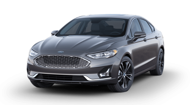 2020 Ford Fusion Titanium Sedan